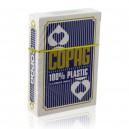 Jeux de Carte COPAG Jumbo 4 index BLEU