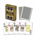 Jeux de Carte COPAG TEXAS OR NOIR