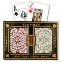 jeux de carte KEM Jacquard, Wide, Jumbo