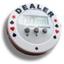 Bouton Dealer Timer POKER