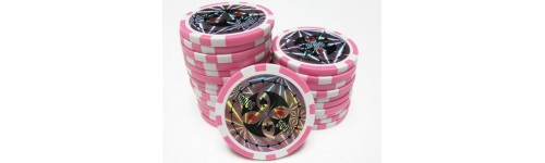 Jetons de poker ULTIMATE